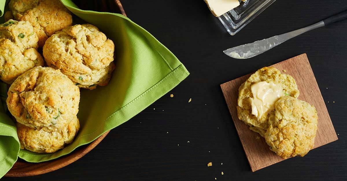 Just - Green Onion Ranch Biscuits - JUST 2017-08-31 23:56